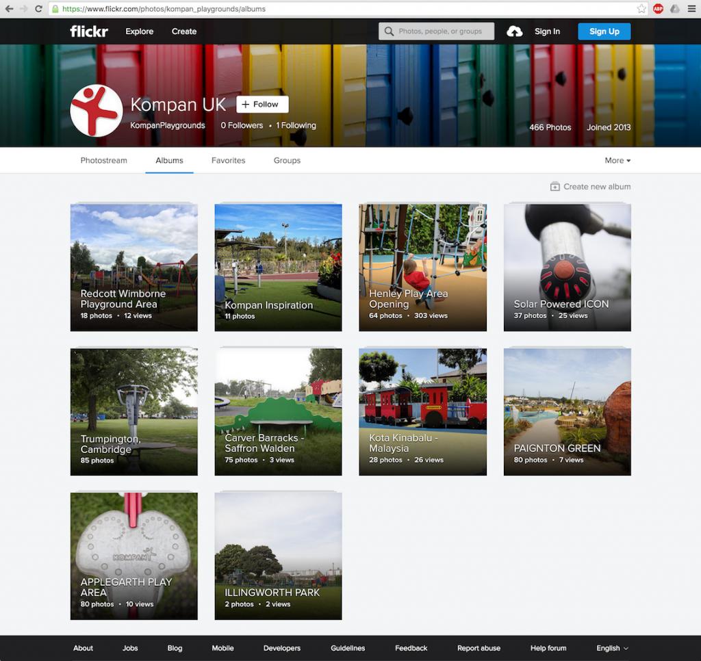 Flickr – Kompan UK